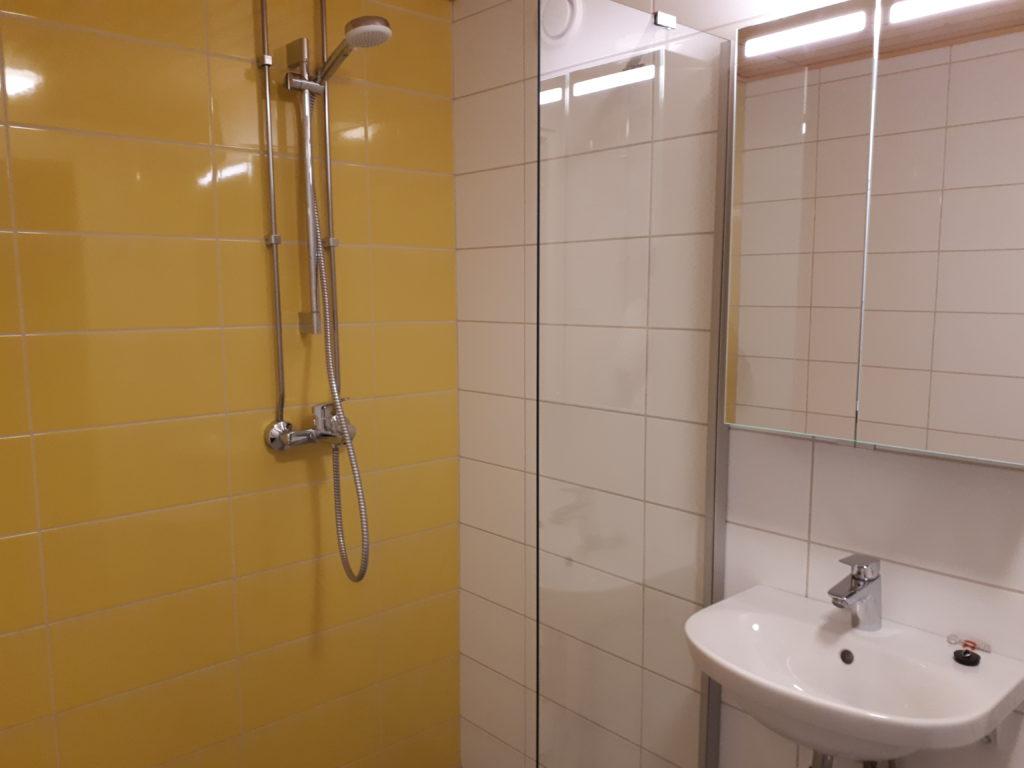 Suihku/WC-tila